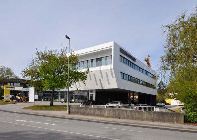Bürogebäude Beutlhauser