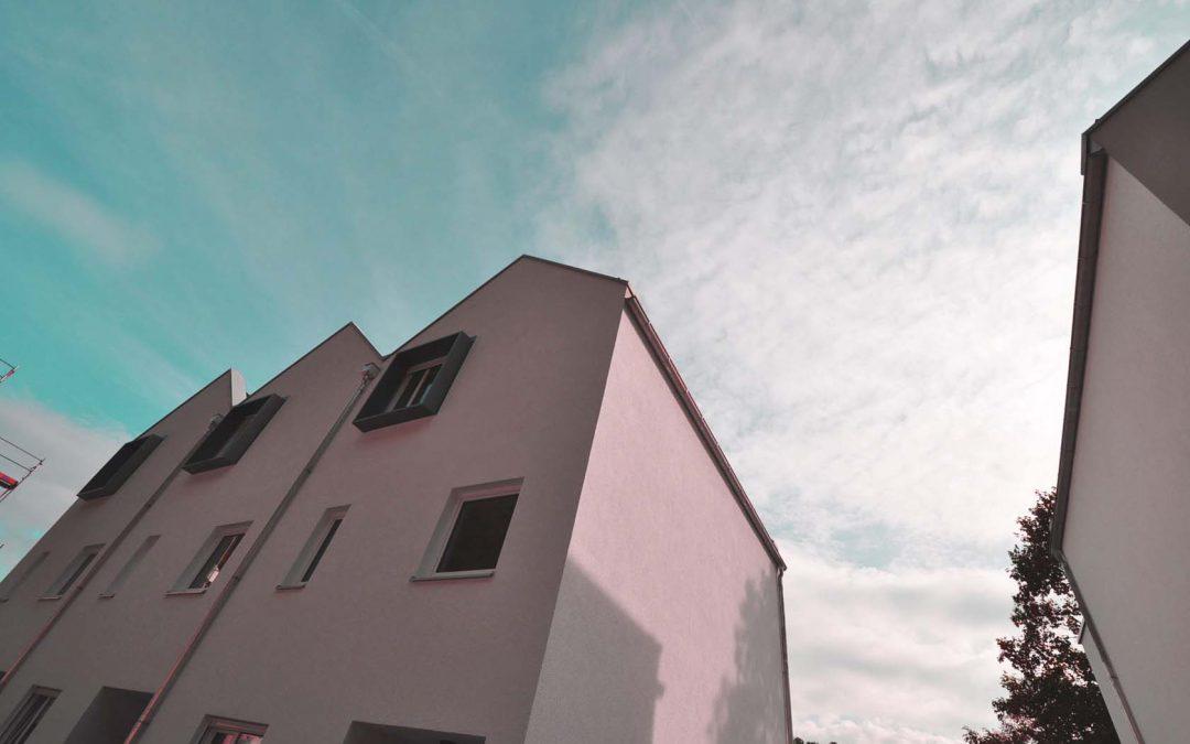 Reihenhäuser Passau-Hals