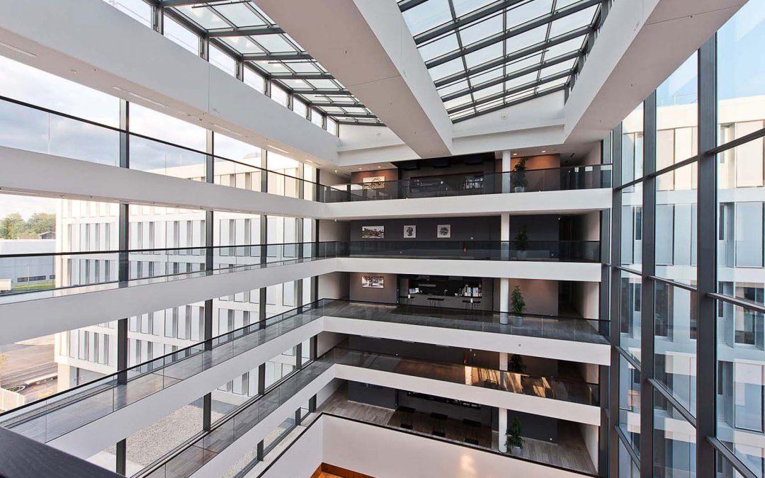 ZF Bürogebäude