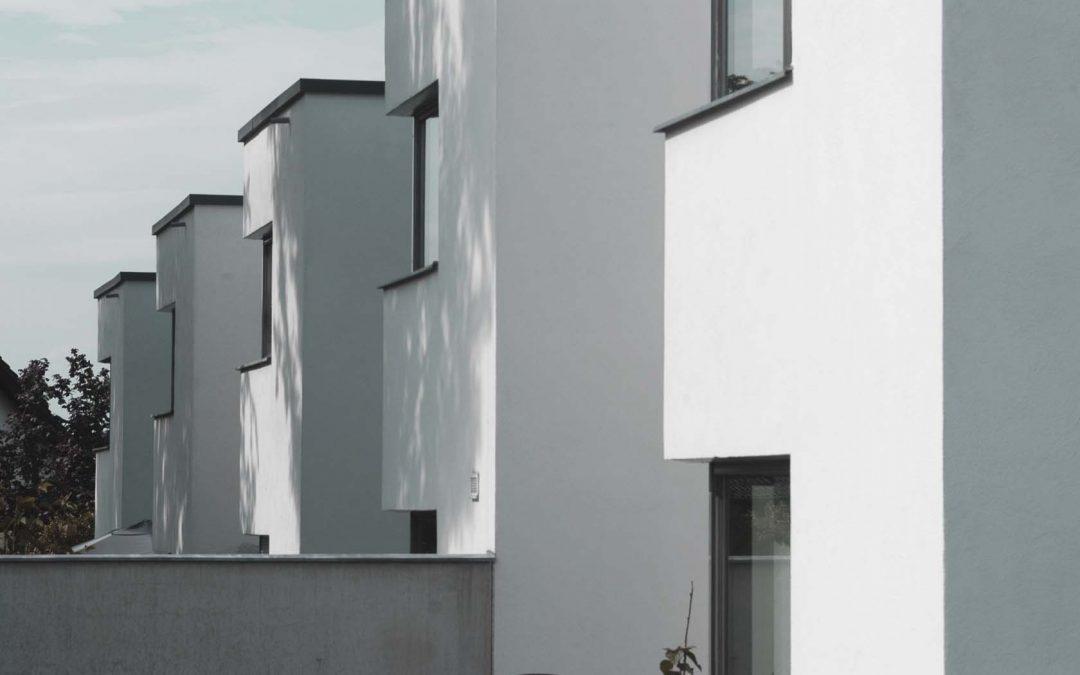 Reihenhäuser in Passau-Neustift