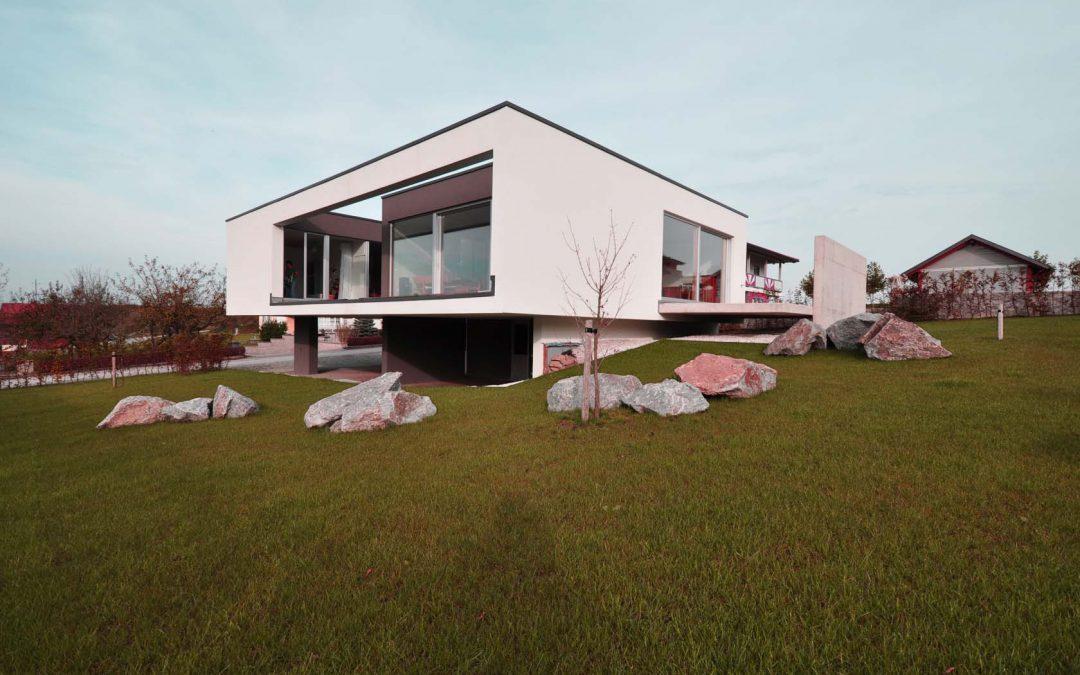Einfamilienhaus in Schardenberg